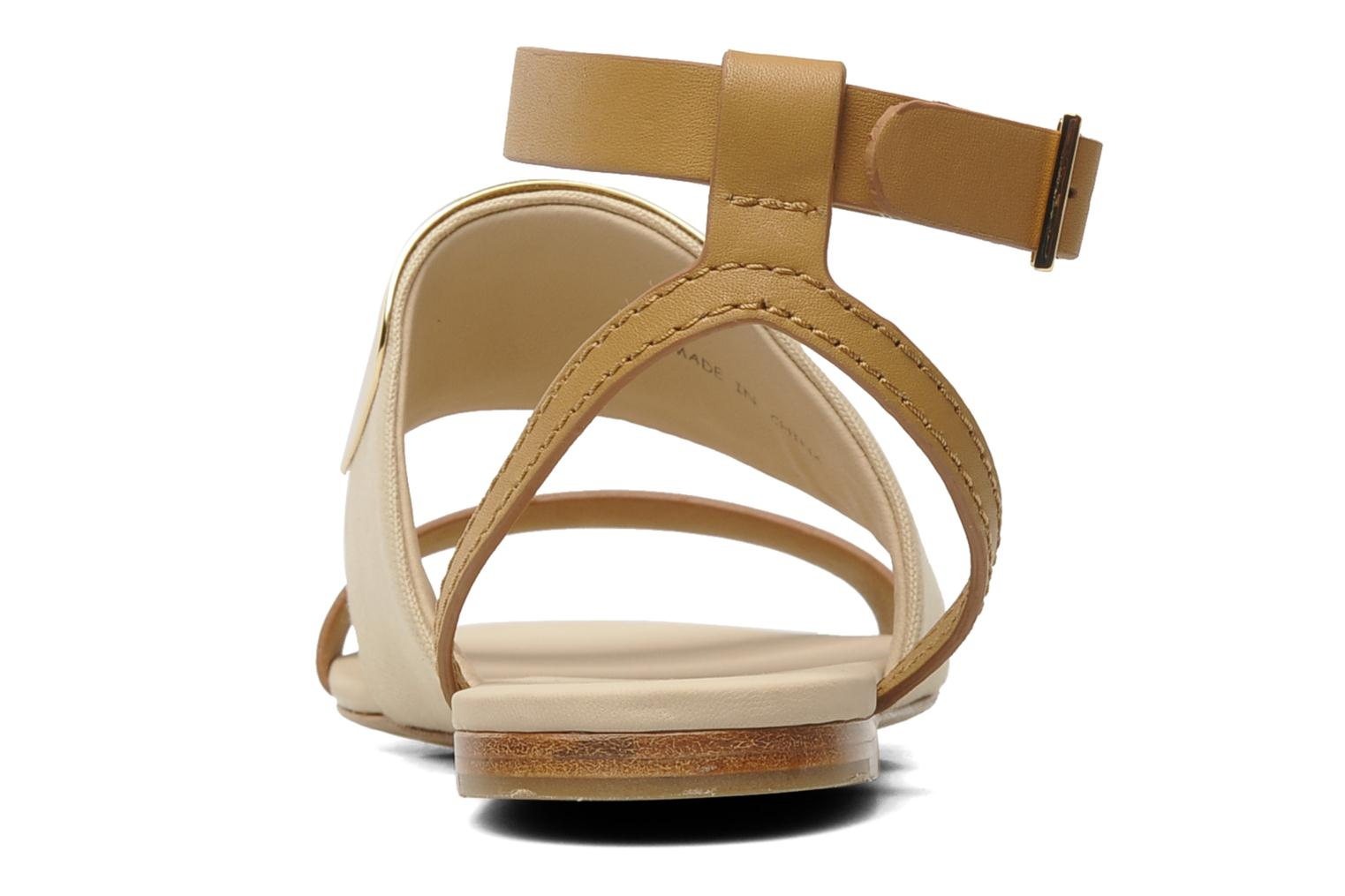 Sandals See by Chloé June Beige view from the right