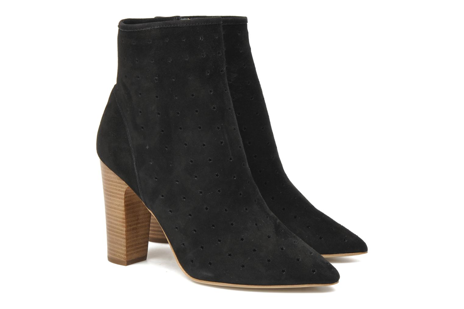 Bottines et boots See by Chloé Gleen Noir vue 3/4