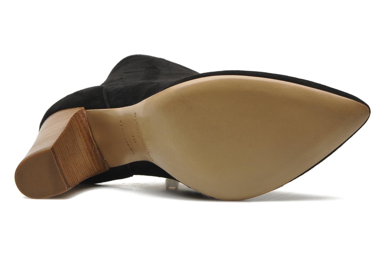 Bottines et boots See by Chloé Gleen Noir vue haut