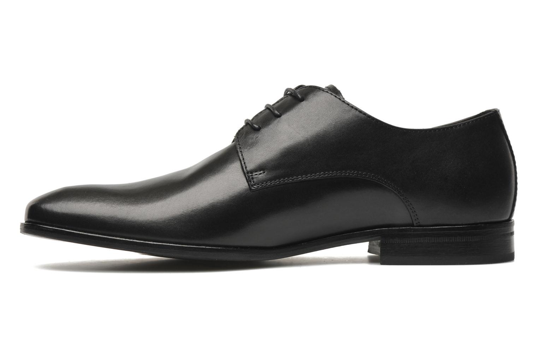 Zapatos con cordones Marvin&Co Nicovée Negro vista de frente