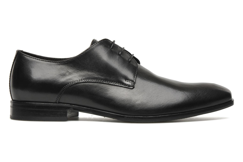 Chaussures à lacets Marvin&Co Nicovée Noir vue derrière
