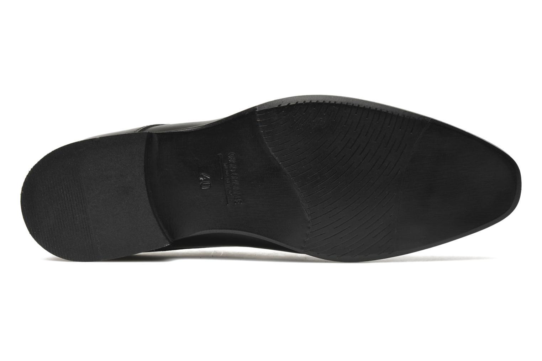 Chaussures à lacets Marvin&Co Nicovée Noir vue haut