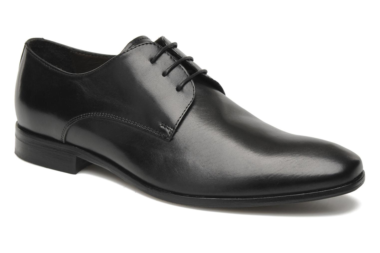 Chaussures à lacets Marvin&Co Nicovée Noir vue détail/paire