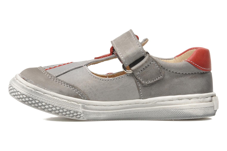 Sneaker Natik Adfectatio grau ansicht von vorne