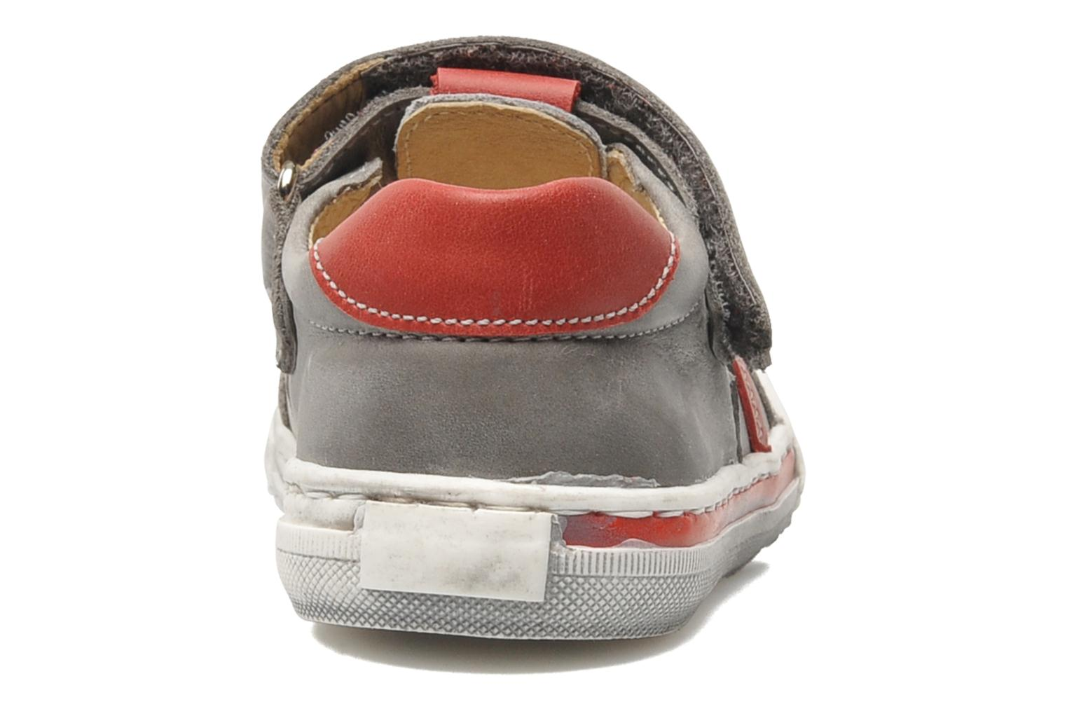 Trainers Natik Adfectatio Grey view from the right