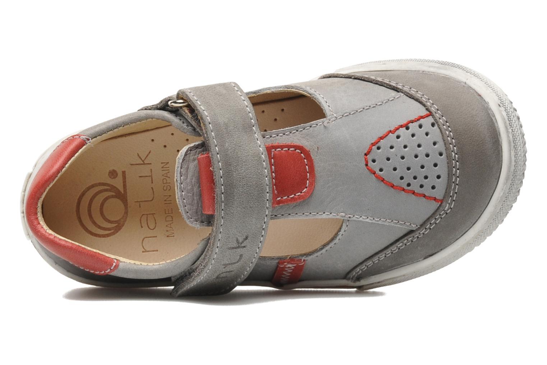 Sneaker Natik Adfectatio grau ansicht von links