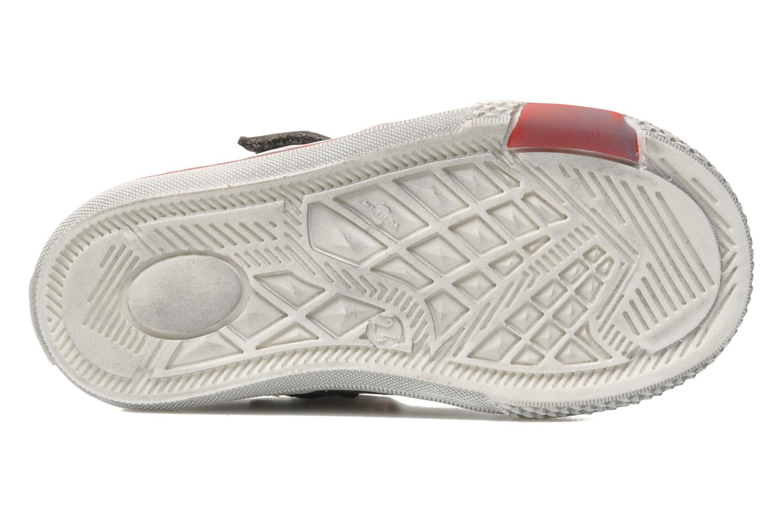 Sneaker Natik Adfectatio grau ansicht von oben