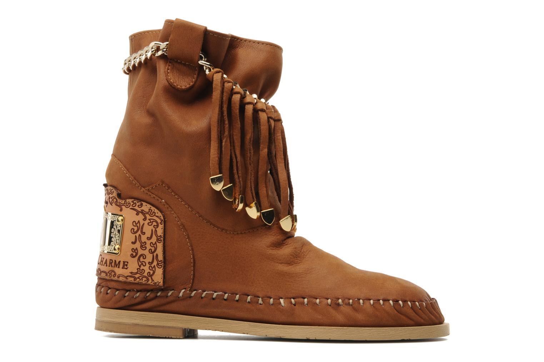 Stiefeletten & Boots Karma of Charme Dakota braun ansicht von hinten
