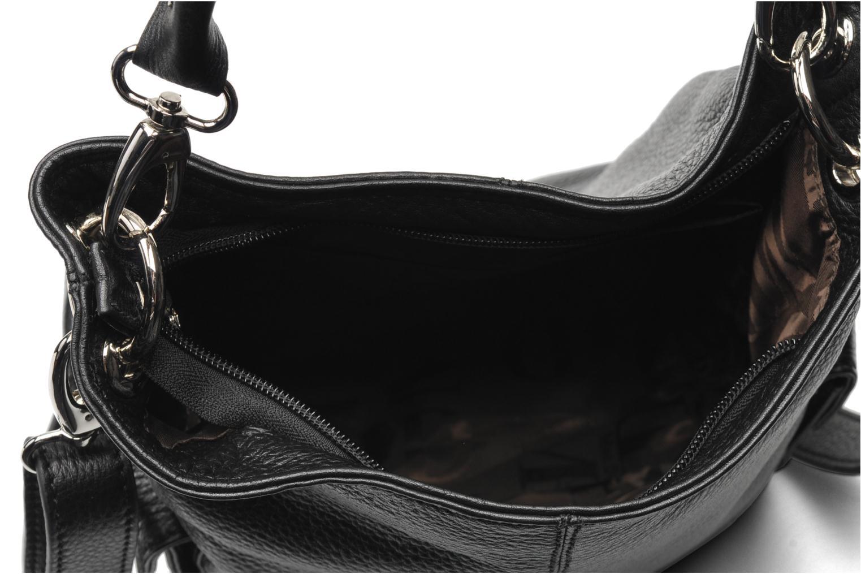 Handväskor Mac Douglas VESUVIO Megalo S Svart bild från baksidan