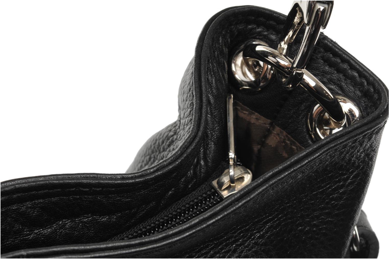 Handväskor Mac Douglas VESUVIO Megalo S Svart bild från vänster sidan