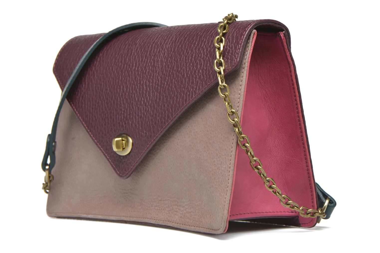 Handtaschen Mohekann Odyssée mehrfarbig schuhe getragen
