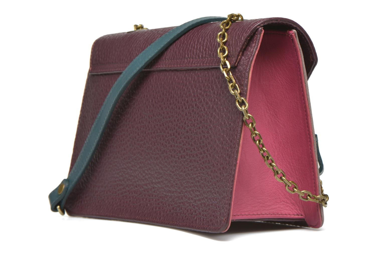 Handtaschen Mohekann Odyssée mehrfarbig ansicht von rechts