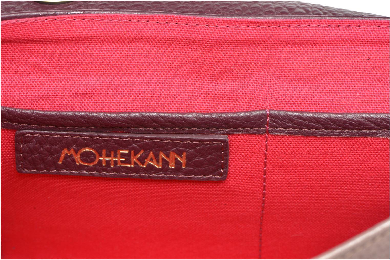 Handtassen Mohekann Odyssée Multicolor achterkant