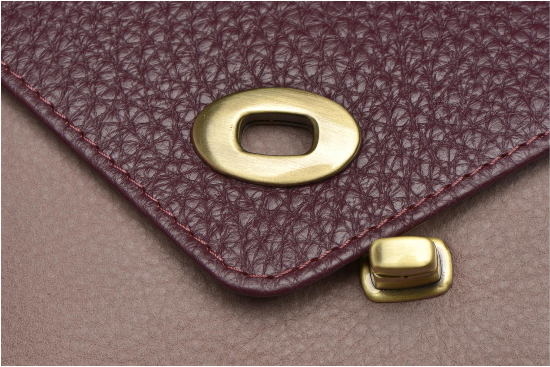 Handtaschen Mohekann Odyssée mehrfarbig ansicht von links