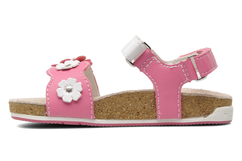 Sandales et nu-pieds Chicco HARMONY Rose vue face