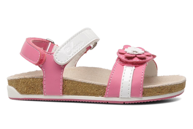Sandales et nu-pieds Chicco HARMONY Rose vue derrière