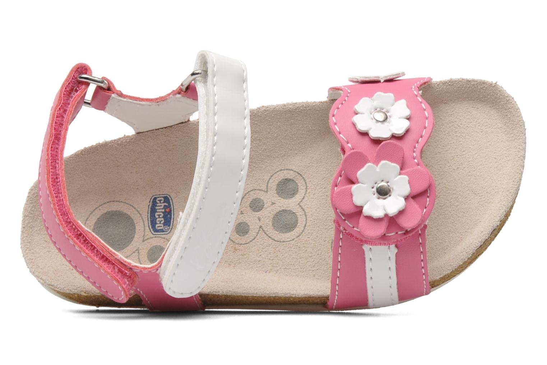 Sandales et nu-pieds Chicco HARMONY Rose vue gauche
