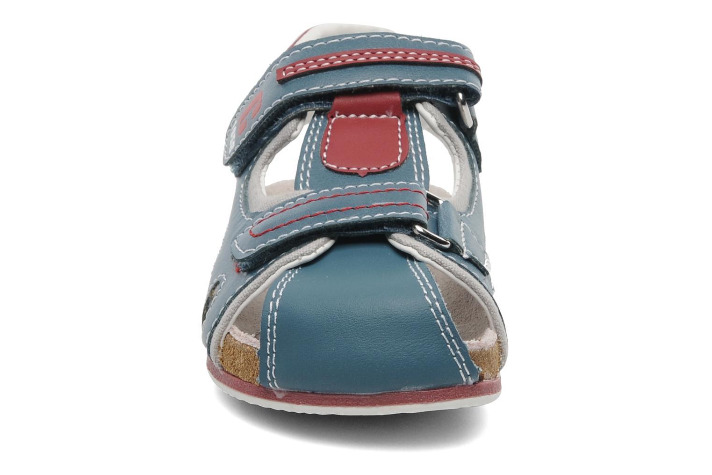 Sandalen Chicco HIKE blau schuhe getragen