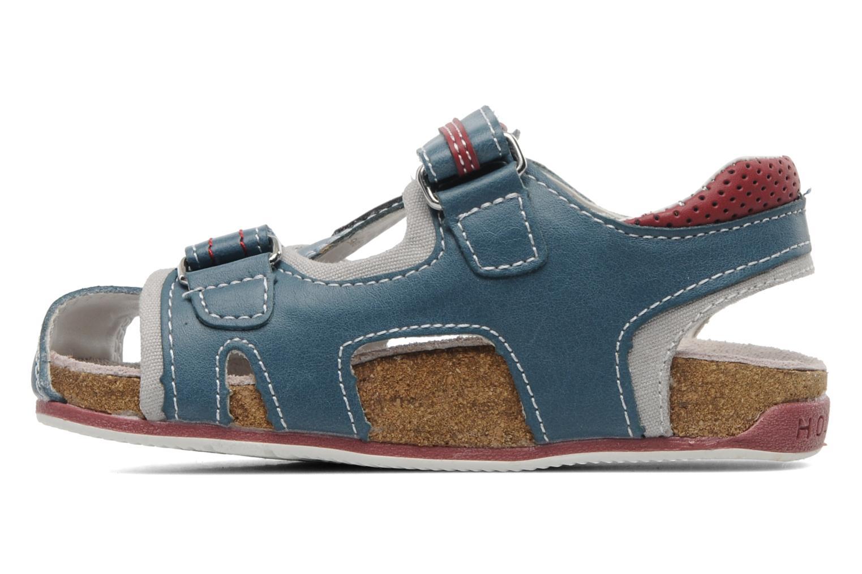 Sandalen Chicco HIKE blau ansicht von vorne