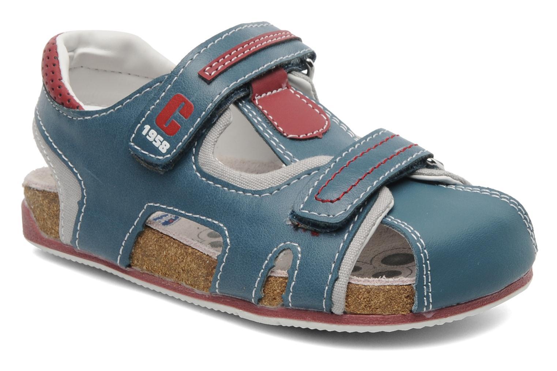 Sandalen Chicco HIKE blau detaillierte ansicht/modell