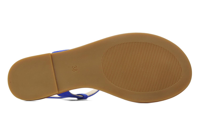 Sandalen Buffalo Bawa blau ansicht von oben