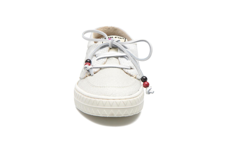 Chaussures à lacets Dolfie Dylan W Blanc vue portées chaussures
