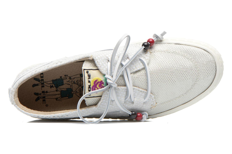Chaussures à lacets Dolfie Dylan W Blanc vue gauche