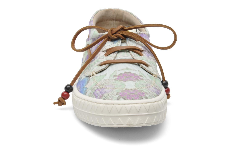 Chaussures à lacets Dolfie Dylan W Bleu vue portées chaussures