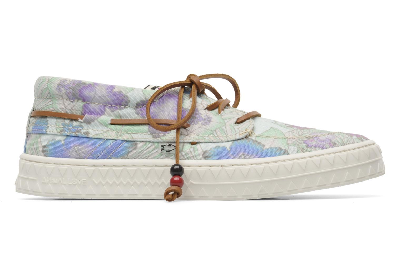 Chaussures à lacets Dolfie Dylan W Bleu vue derrière