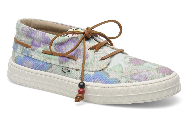 Chaussures à lacets Dolfie Dylan W Bleu vue détail/paire