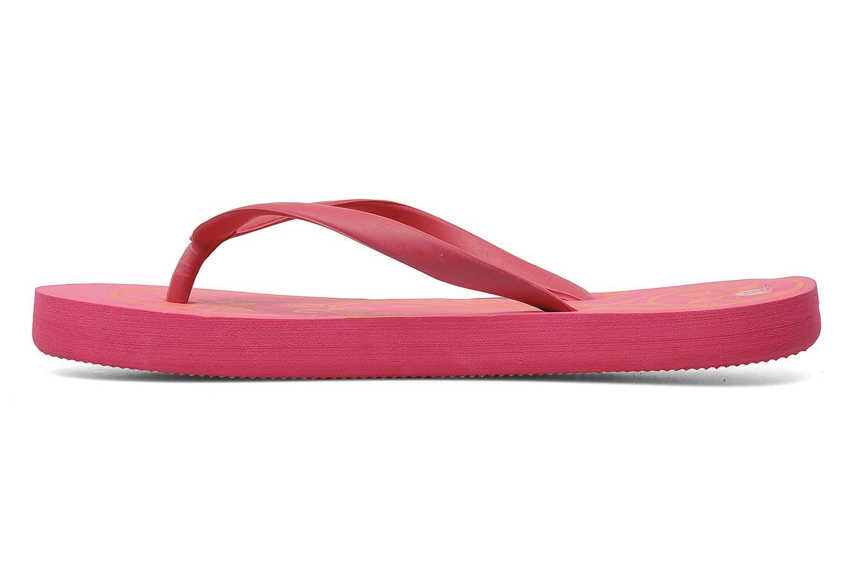 Slippers Trespass Flo Roze voorkant