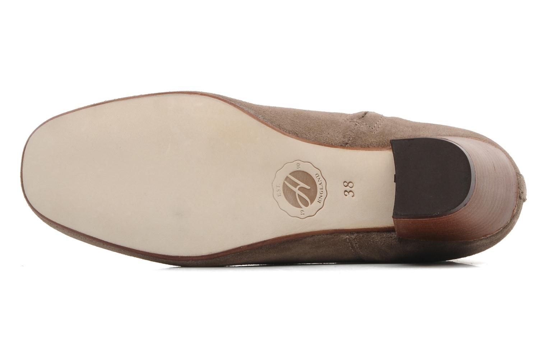 Boots en enkellaarsjes H By Hudson Rodin Beige boven