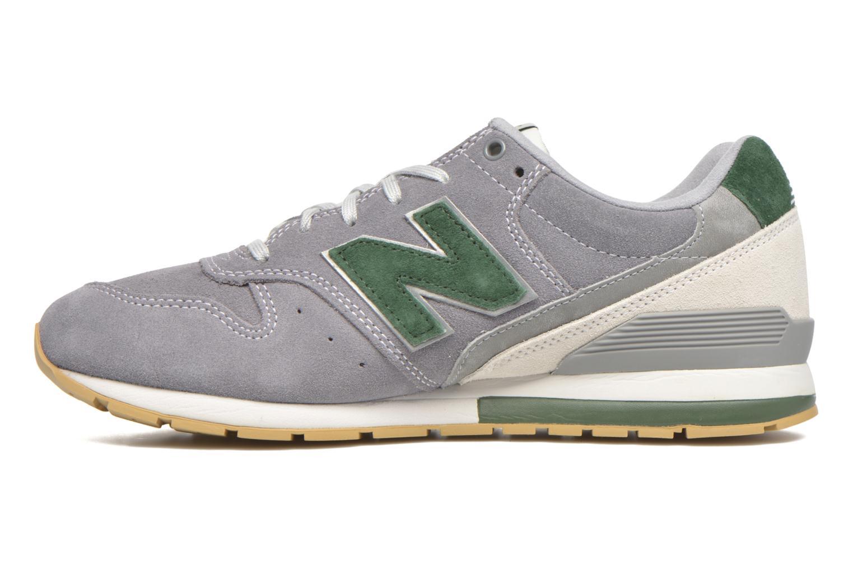 Sneaker New Balance MRL996 grau ansicht von vorne