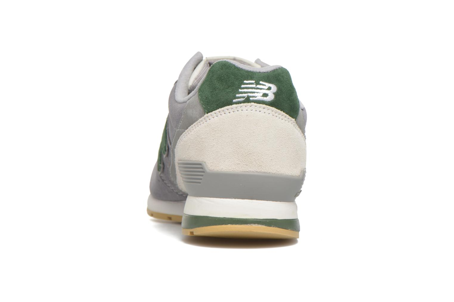 Trainers New Balance MRL996 Grey view from the right
