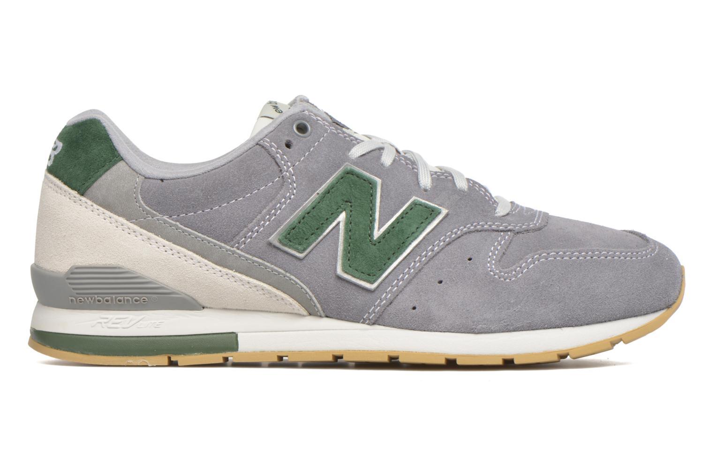 Sneakers New Balance MRL996 Grijs achterkant