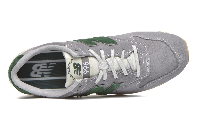 Sneaker New Balance MRL996 grau ansicht von links