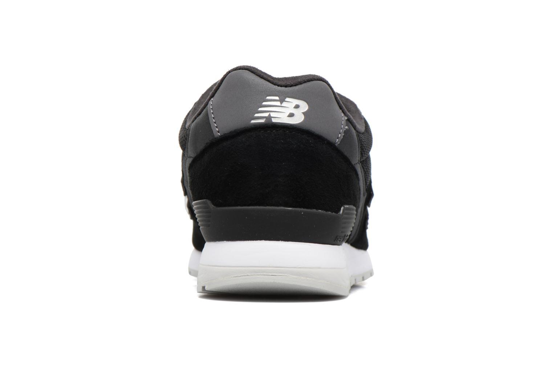 Baskets New Balance MRL996 Noir vue droite