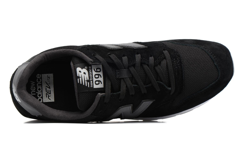 Baskets New Balance MRL996 Noir vue gauche