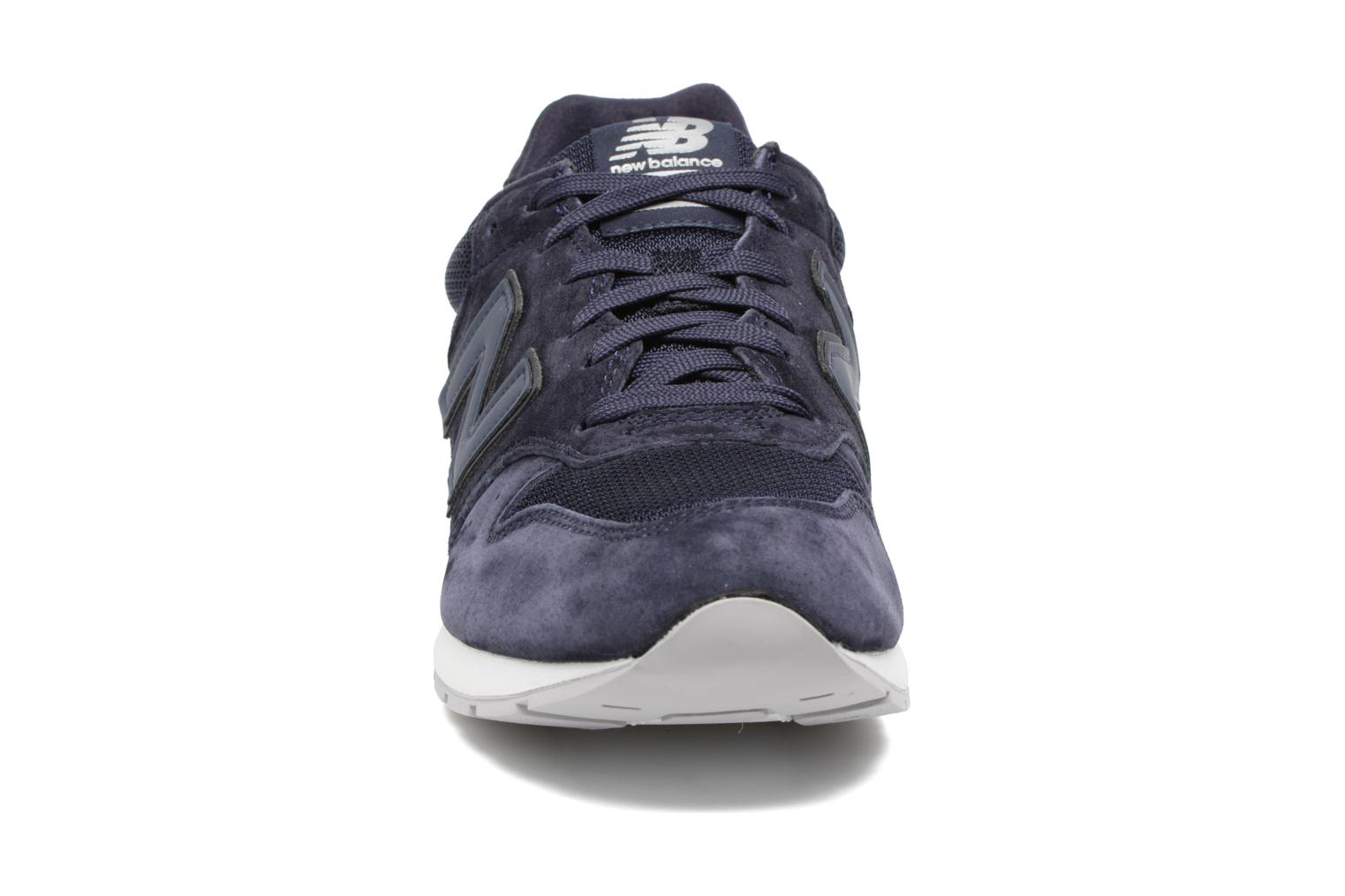 Trainers New Balance MRL996 Blue model view