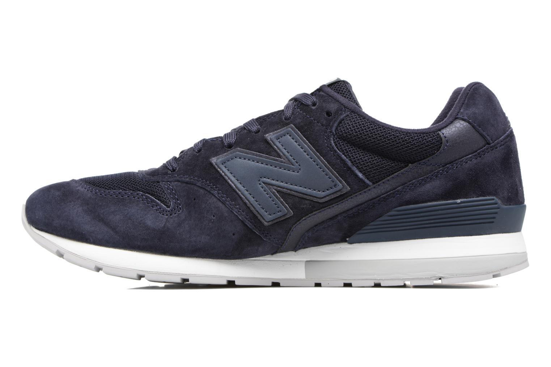 Sneakers New Balance MRL996 Blauw voorkant