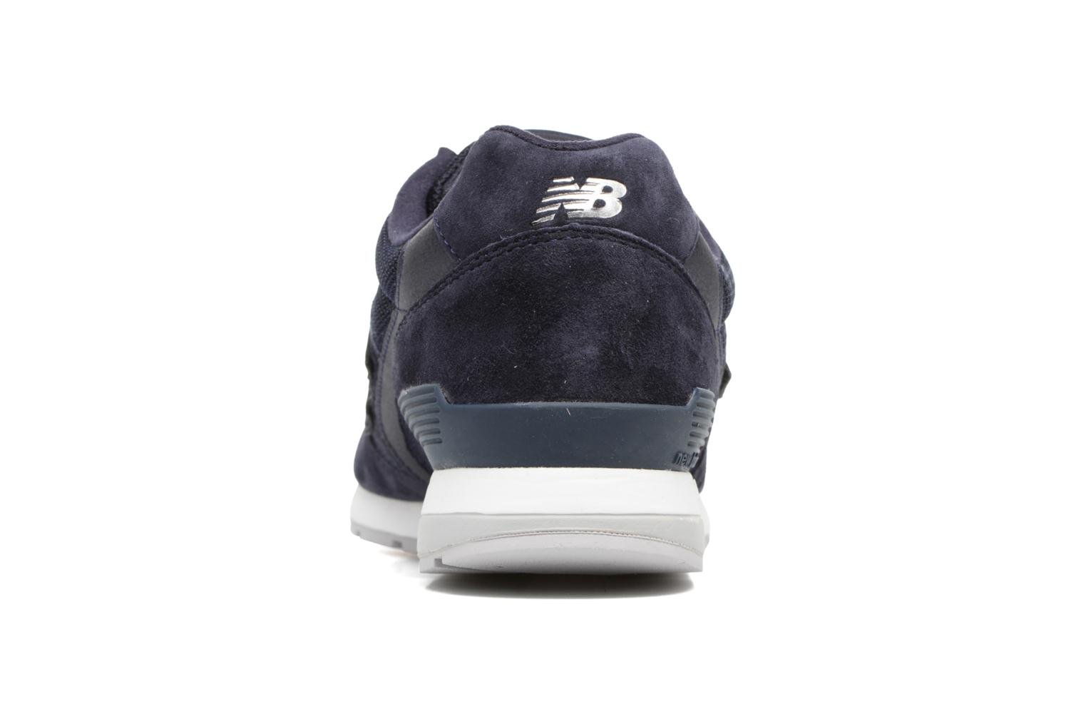 Trainers New Balance MRL996 Blue view from the right