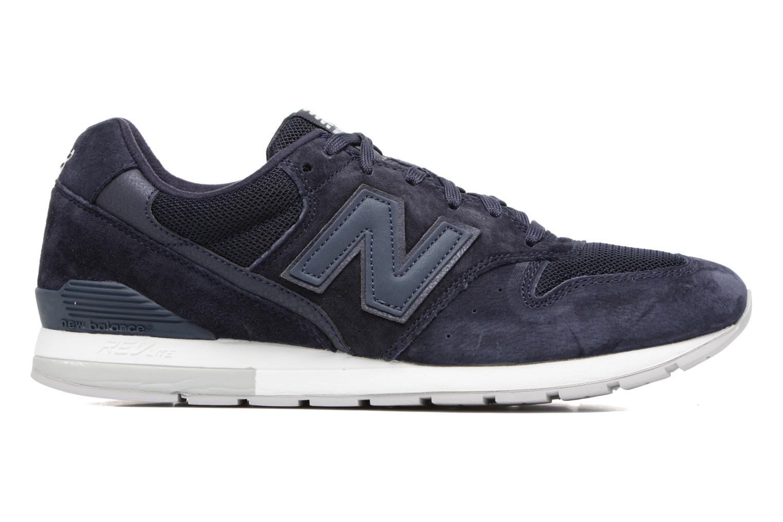 Sneakers New Balance MRL996 Blauw achterkant