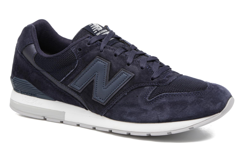 Sneakers New Balance MRL996 Blauw detail