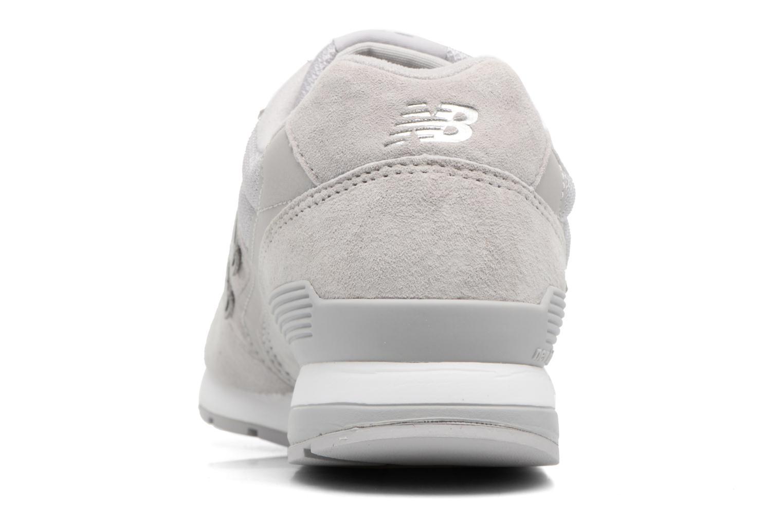 Sneaker New Balance MRL996 grau ansicht von rechts