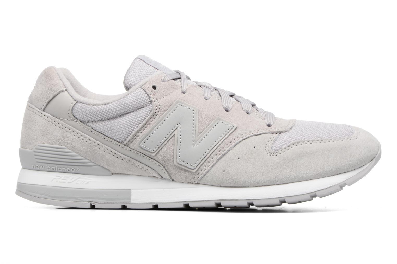 Sneaker New Balance MRL996 grau ansicht von hinten