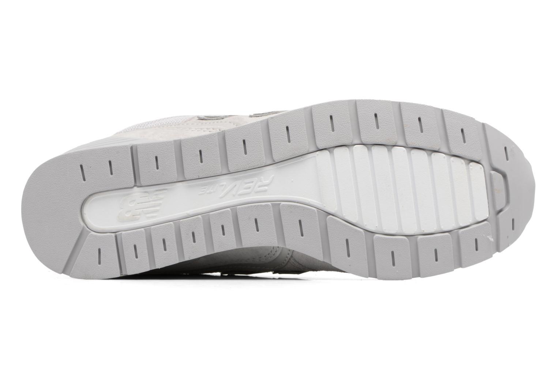 Sneaker New Balance MRL996 grau ansicht von oben