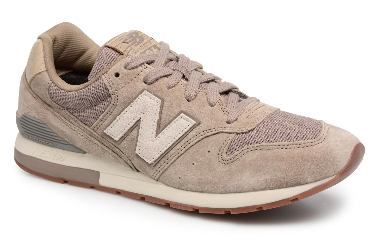 New Balance MRL996 (Marron) - Baskets chez Sarenza (313179)