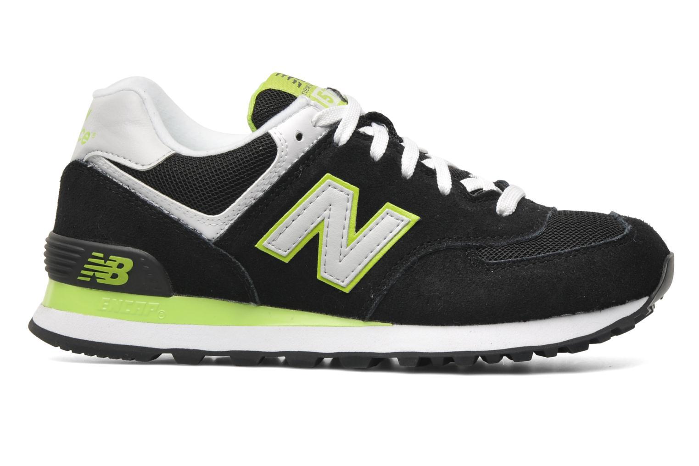 Sneakers New Balance WL574 Sort se bagfra