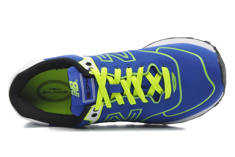 Sneakers New Balance WL574 Blauw links