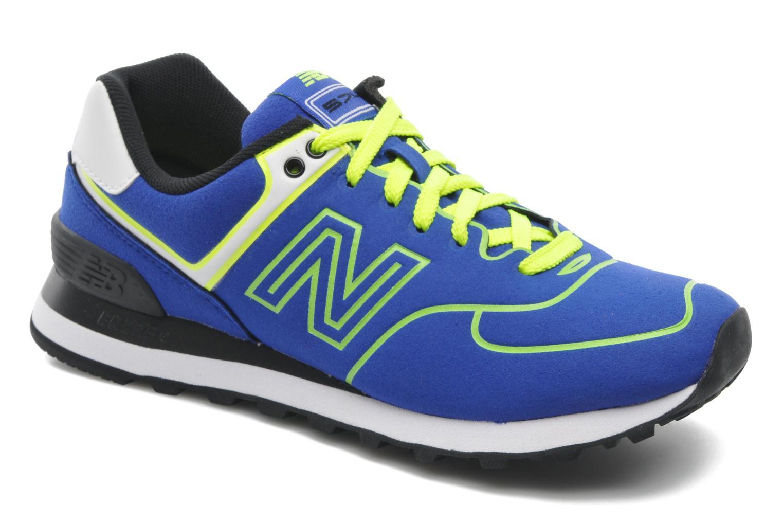 Zapatos promocionales New Balance WL574 (Azul) - Deportivas   Descuento de la marca